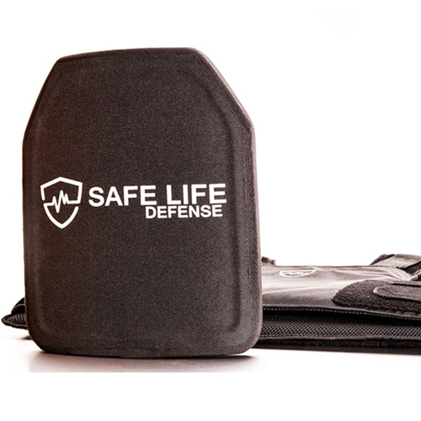 Safe Life Defense Body Armor Rifle Plate